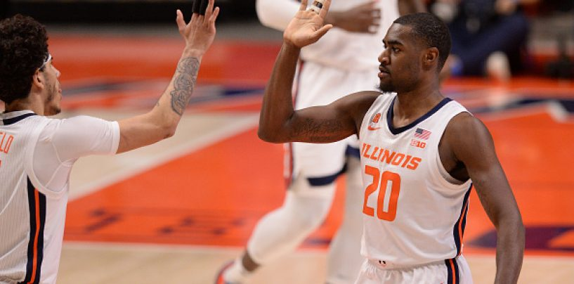 NCAAB: Instant Reaction to the New AP Top 25 Poll
