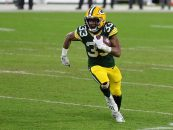 Top Three Landing Spots for Aaron Jones