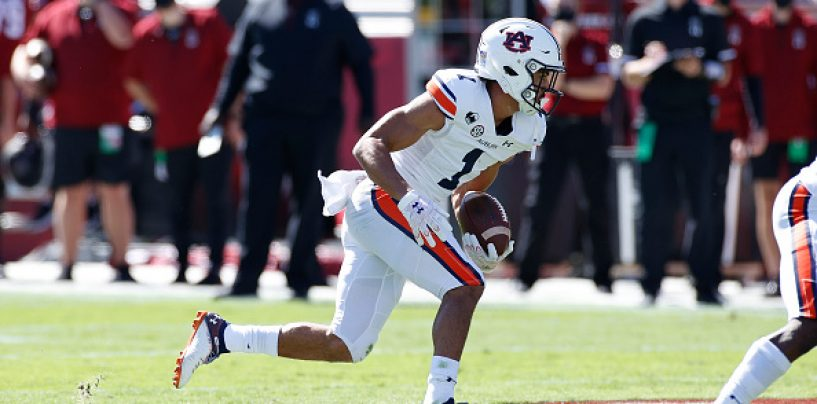 2021 NFL Draft Scouting Report: Anthony Schwartz