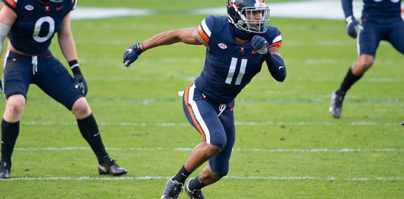 2021 NFL Draft Scouting Report: Charles Snowden