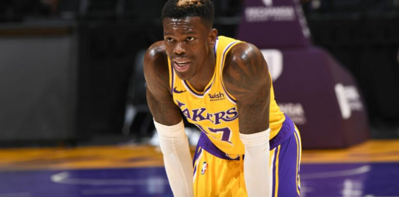 Dennis Schroder Showing the Lakers his Value