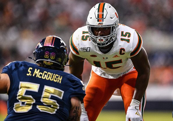 2021 NFL Draft Scouting Report: Gregory Rousseau
