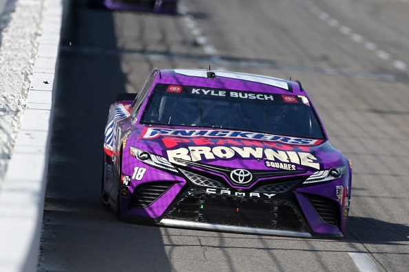Brandon's Best Bets: Toyota Owners 400
