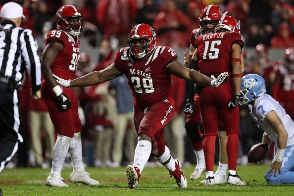 2021 NFL Draft Scouting Report: Alim McNeill