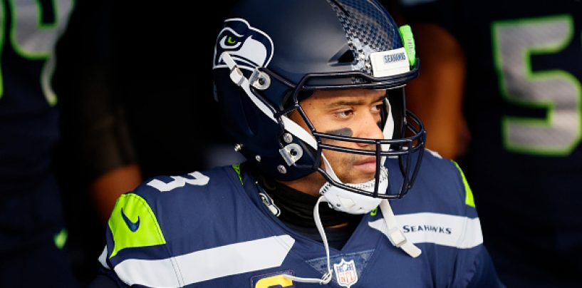 Report: Russell Wilson Has a Receiver on His Wishlist