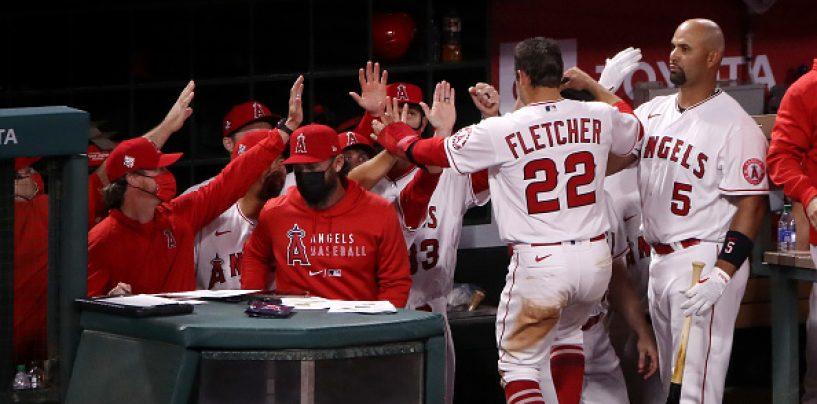 Angels Sign David Fletcher to Multi-Year Extension