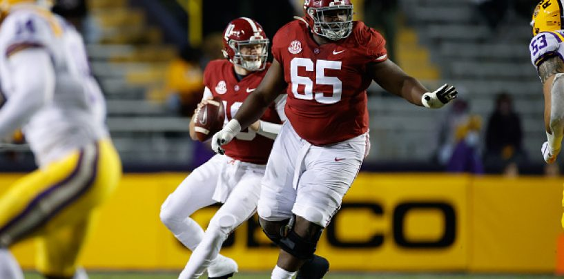 2021 NFL Draft Scouting Report: Deonte Brown
