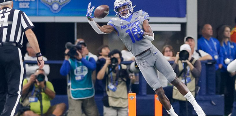 2021 NFL Draft Scouting Report: Damonte Coxie