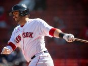 J.D. Martinez is off to a hot start