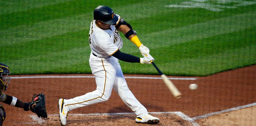 Phillip Evans is Becoming a Key Bat for Pittsburgh