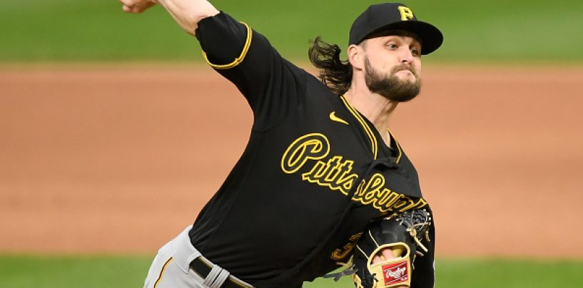 JT Brubaker is Becoming the Pirates' Ace