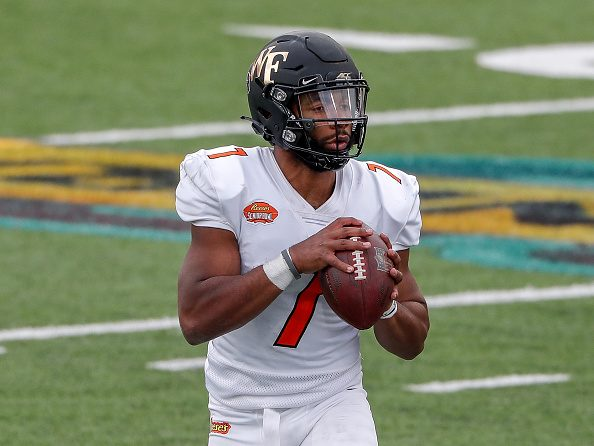 2021 NFL Draft Scouting Report: Jamie Newman