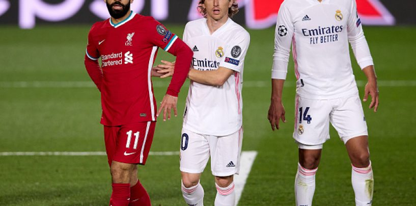 How Can Real Madrid Put Liverpool Away?