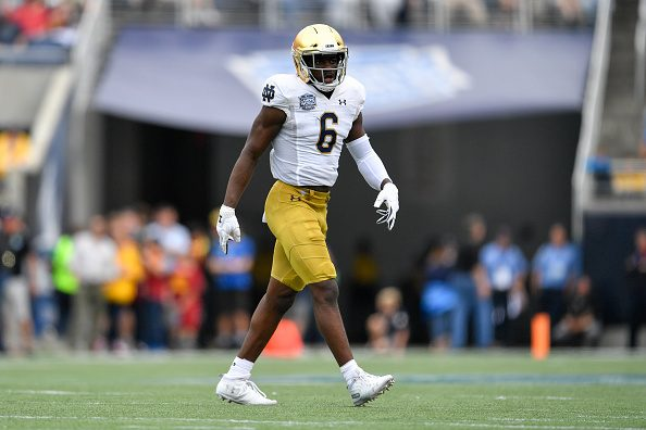 New Orleans Saints Post Free Agency Seven Round Mock Draft