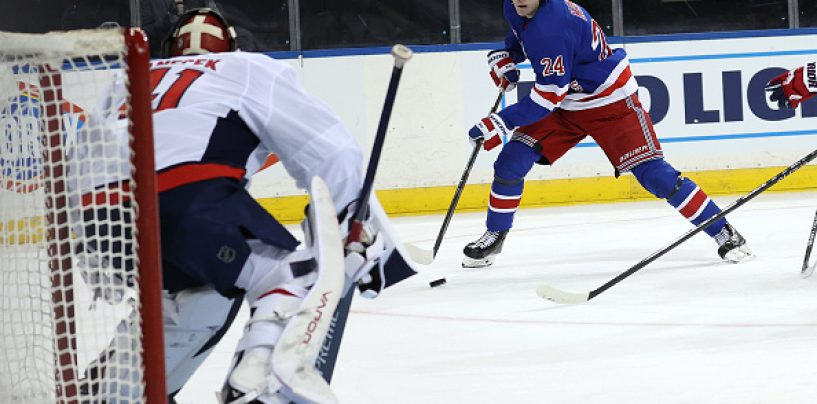 Rangers Week in Review: How to Foozle a Winning Streak