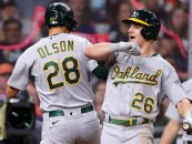 MLB DFS: Friday Up Late