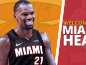Dedmon thriving in his role with the Heat
