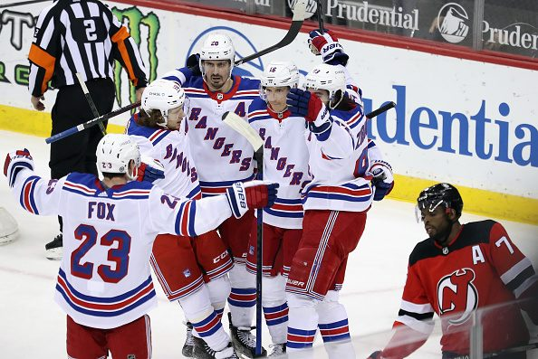 Rangers Week in Review: How Sweep It Is