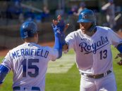 Offensive Outburst Fuels Royals to Opening Day Victory