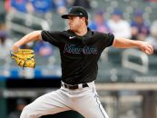 A Surprise Marlins Rookie is Lighting Up the League
