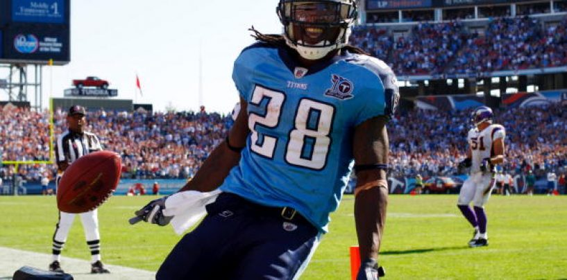 Tennessee Titans Thursday Throwback: Smash and Dash