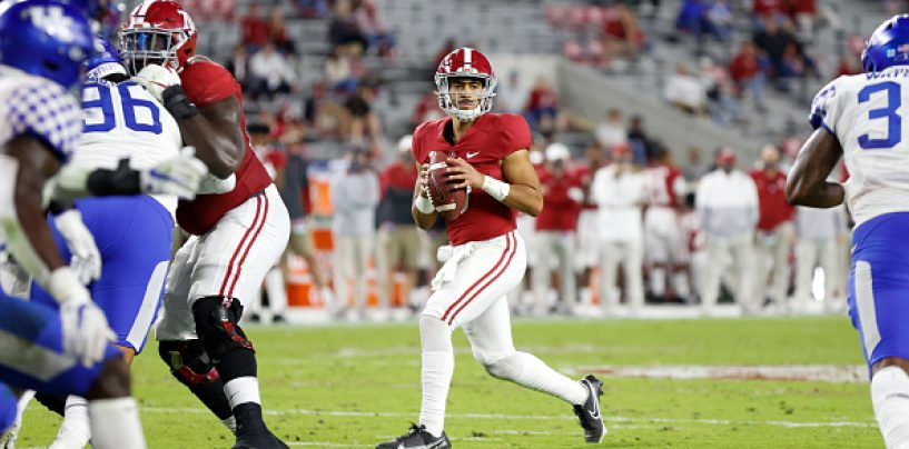 Best Non-Conference Games for the 2021 CFB Season