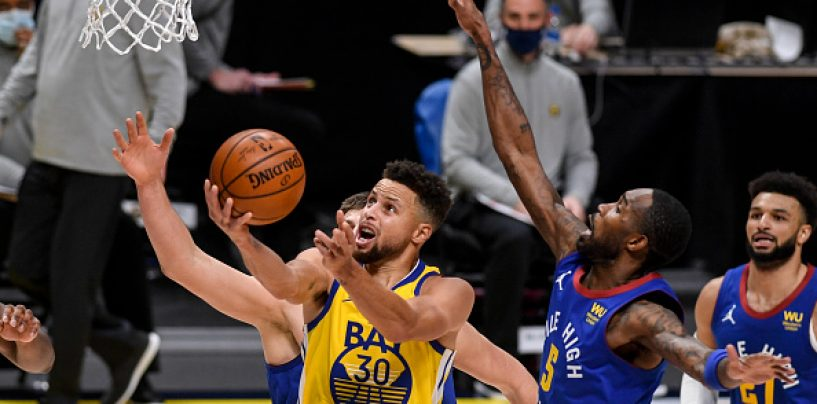 Golden State Warriors vs. Los Angeles Lakers: Play-In Game Preview