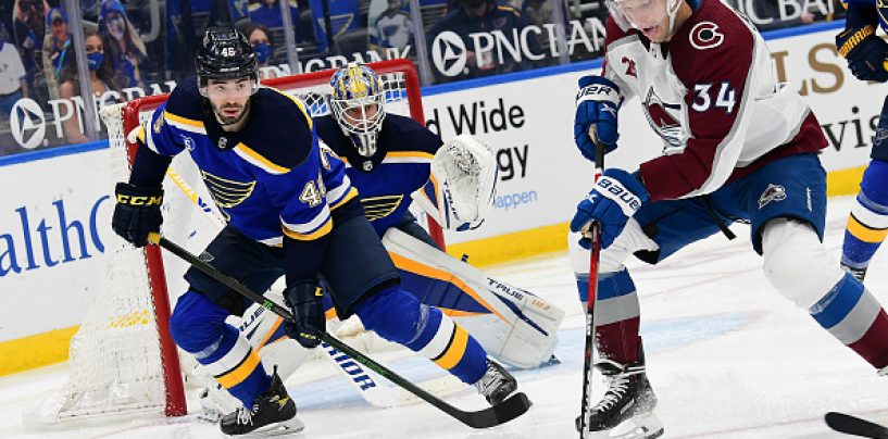 NHL Playoff Preview: St. Louis Blues vs. Colorado Avalanche
