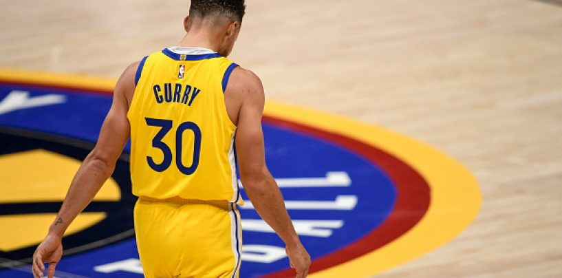 It Is Not Time to Blow Up the Golden State Warriors