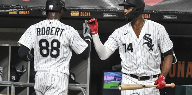 White Sox Options Without Eloy Jimenez and Luis Robert