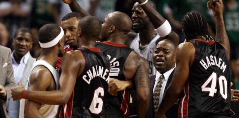 Kevin Garnett a Tough Guy? Udonis Haslem Says No