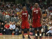 Shaq: Never Had Issues with Wade in Miami
