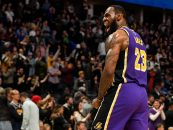 James, Lakers defeat Warriors 103-100 in Play-In Game
