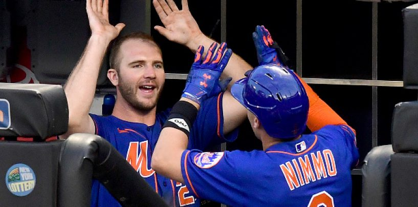 Keeping Tabs on the Mets' Healthy Depth Chart