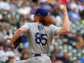 Gonsolin and Price Become X-Factors for Dodgers after May's UCL Injury