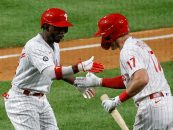 MLB DFS: Hump Day Haymakers