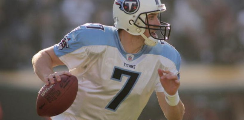 """Tennessee Titans Thursday Throwback: The """"Brief"""" Legendary Stretch of Billy Volek"""