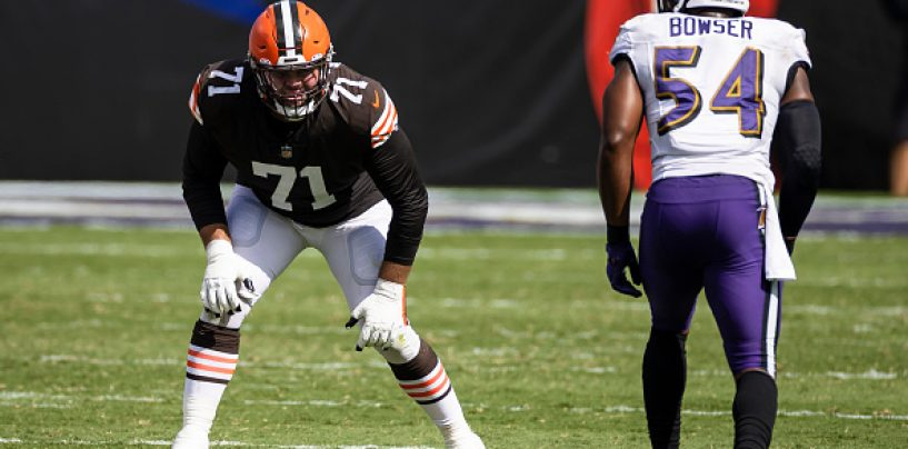 Podloski's Re-Grading of the 2020 Draft Class: Cleveland Browns