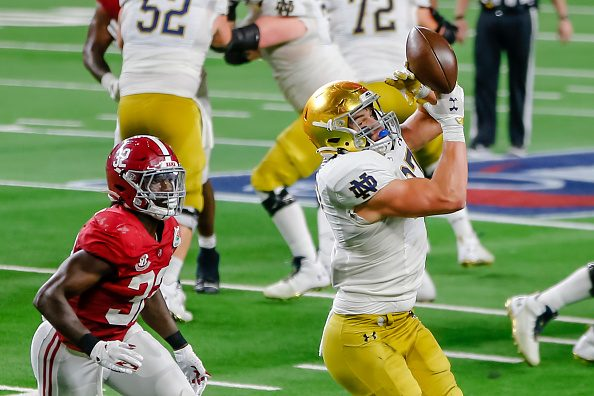 Charlie's College Football Rankings: Tight Ends