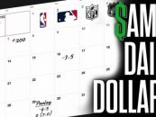 Daily Dollar: MLB, NBA Bets for 6/29, 7:30pm