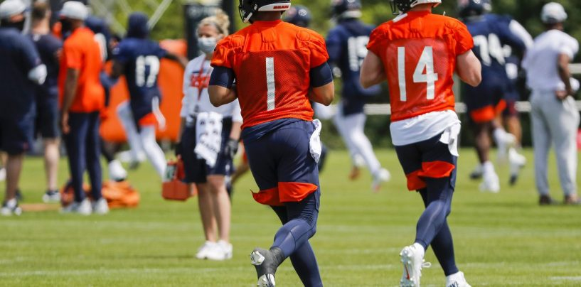 Heller's Three Burning Questions 3.0: Chicago Bears