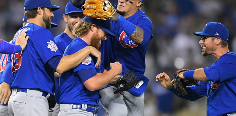 Cubs Made History By Tossing No-No in LA