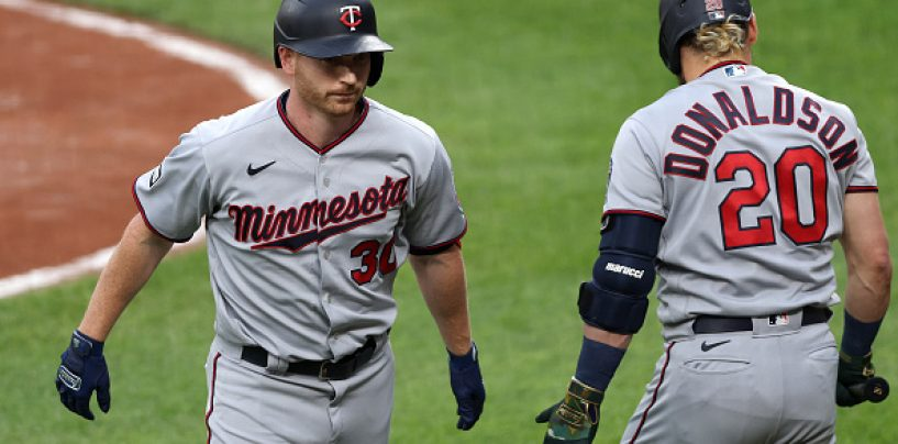 MLB DFS: Wednesday Forecast – Chance of Dingers 100%