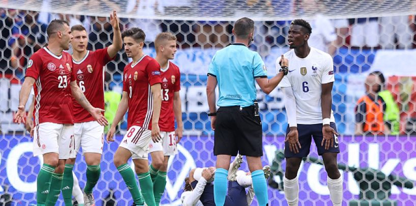 Draw Versus Hungary Applies Pressure to France