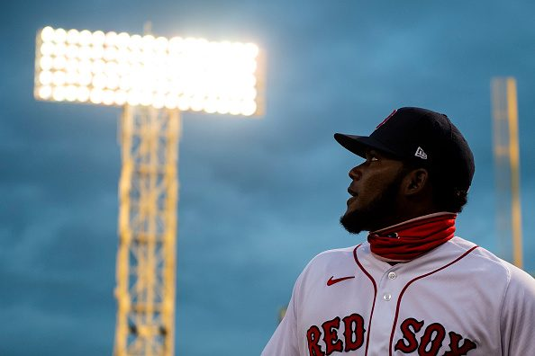 Franchy Cordero is Showing Improvement in Worcester