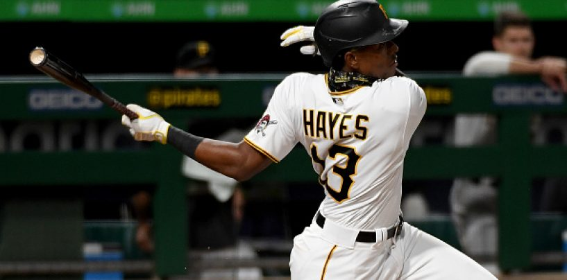 Ke'Bryan Hayes is Living Up to Expectations