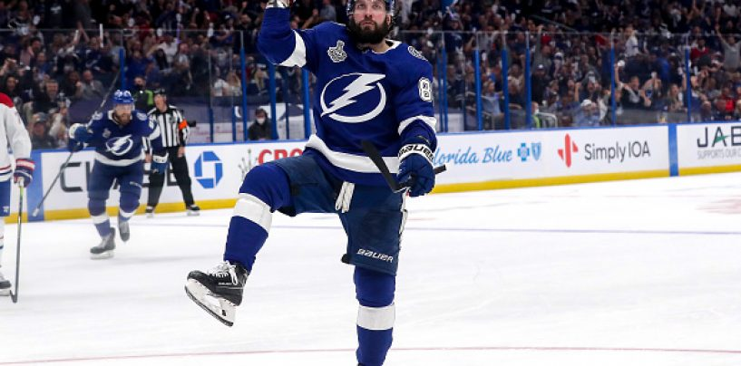 Stanley Cup Final: Bolts Strike Down Habs in Game 1
