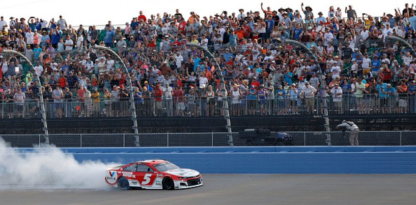 Road Back to the Top: Who Can Stop Kyle Larson?