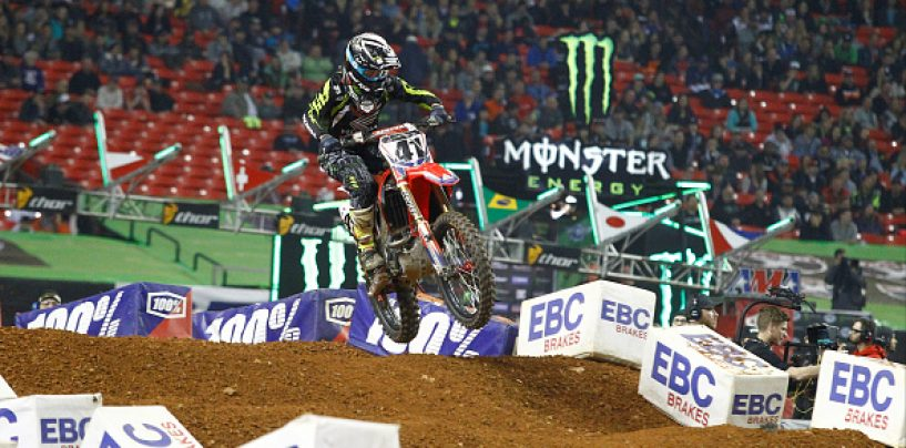 Monster Energy Supercross Drops Sanctioning Agreement with FIM