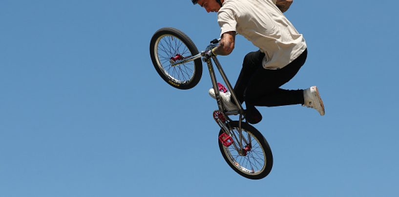BMX Freestyle Plants its Flag at the Olympics